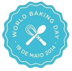 Telita na Cozinha: World Baking Day 2014