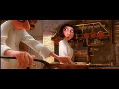Funny Ratatouille Scene