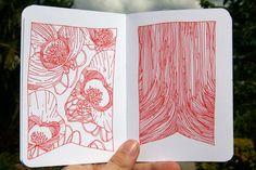 Doodling: amazing inspiration for crazy designs