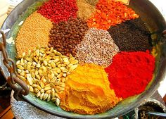 Marcus Samuelsson: Spicing Up Your Meals: 4 Must-Have Spice Blends - Garam Masala, Ras El Hanout, Chinese 5 Spice, Berbere
