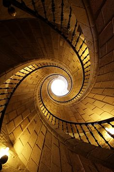 Triple winding staircase by Luca Casarini on 500px