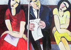 Gerald Freeman's Bookish Art Blog.: Hurting Is Easy!
