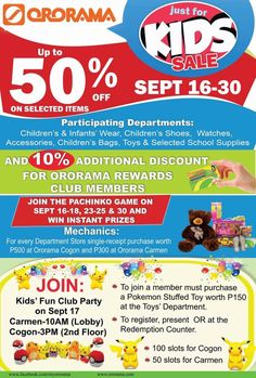 The biggest for kids starts today! See you at Ororama. Kids Up, Childrens Shoes, School Supplies, Chain, Health, School Stuff, Health Care, Classroom Supplies, Necklaces
