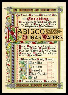 National Biscuit Company - 1904