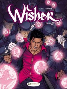 Wisher 1 - Nigel - I think this is Cinebooks first foray into the world of Urban Fantasy and despite some sticky dialgoue (par for the course with translated works). This opening salvo in the battle between the fae and MI10 left me craving more. Interesting that this French series is London based