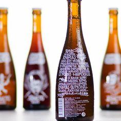 Krafto Beer on Packaging of the World - Creative Package Design Gallery