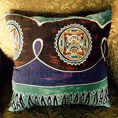 A personal chic hippie favorite from my Etsy shop https://www.etsy.com/listing/248519688/chic-hippie-pillow