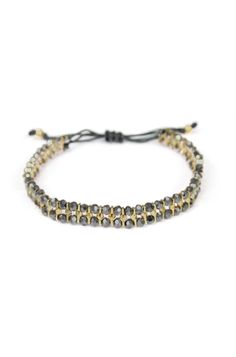 Mixed Metal Two Tone Stretch Bracelet | Phoebe Stretch Bracelet | Stella & Dot http://www.stelladot.com/sites/juliaphawkins