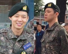JYJ's Yoochun successfully completes his military training and enters the work force | allkpop