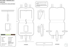 In Brackets Bag I Technical Specification Sheet
