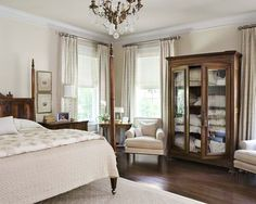 """Build """"closet"""" Addition To """"master Bedroom"""" Design, Pictures, Remodel, Decor and Ideas - Houzz"""