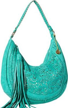 I DO need to replace my old turquoise hobo! | Bag Lady | Pinterest ...