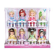 "For my niece's birthday...  Disney Princess - My First Disney Princess Doll - Petite Princess Party Gift Set - Toys""R""Us"