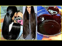 Apply This Hair Mask To Grow 1 Inch Hair Every Day | Hair Growth Remedy | Long Hair Remedy - YouTube