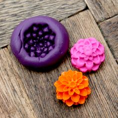 Tutorial for making your own silicone molds!
