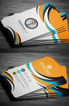 Corporate business card business cards design pinterest corporate business card business cards design pinterest corporate business business cards and business reheart Image collections