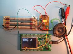 Robert Gawron: Geiger–Müller counter that can work with Arduino or (almost) any evaluation board