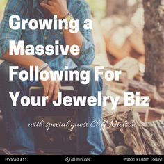 How to Solder   Jewelry Making   Etsy Jewelry   How to Start a Jewelry Business   Jewelry Business Ideas   Jewelry Making   Jewellery Making   How to Start a Jewellery Business   Listen to the Jewelryosophy 360 Podcast - Real Jewelry Makers Talk About their Businesses Etsy Shop Ideas   Etsy Jewelry Business   Jewellery Business   How to Sell Jewelry on Etsy   How to Get More Jewelry Sales   Get More Jewellery Sales