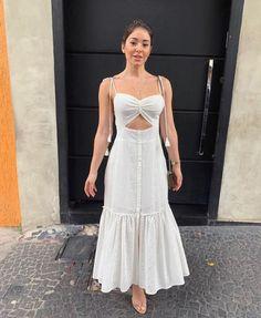 Stylish Dresses, Simple Dresses, Stylish Outfits, Casual Dresses, Böhmisches Outfit, Dress Outfits, Formal Evening Dresses, Summer Dresses, Boho Fashion
