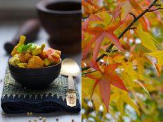 Saveurs Végétales: Petit curry Thaï de courges