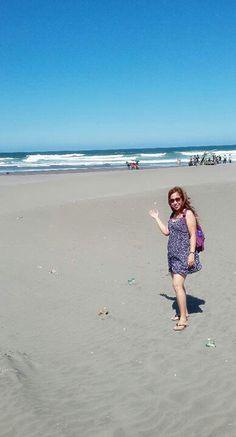 Parang Tritis Beach-Central Java