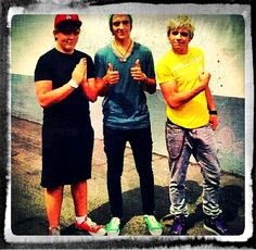 Ryland, Rocky, and Ross ♥
