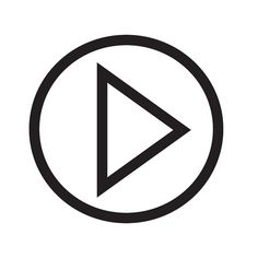 Play Button Icon , Free images | icon0.com Radio Websites, Website Icons, Graf, Logo Ideas, Free Stock Photos, Free Images, Fonts, Commercial, Button