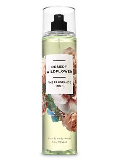 Signature Collection - Desert Wildflower Fine Fragrance Mist by Bath & Body Works Signature Collection Desert Wildflower Fine Fragrance Mist - Bath And Body Works Perfume Prada, Perfume Diesel, Best Perfume, Bath Body Works, Bath And Body Works Perfume, Skin Care, Fragrance, Soaps, Products