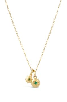 377b0d4d177a Dinny Hall gold charm necklace - My World collectables are emotive little  luxuries to collect and