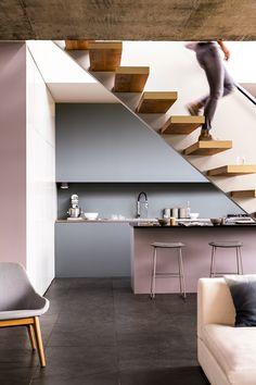 Idée escalier simple