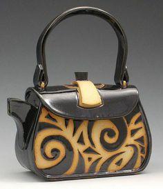 John Britt -- Blue Temmoku. ... @ivannairem .. https://tr.pinterest.com/ivannairem/ceramics-pottery-ll/