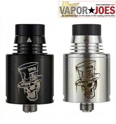 Vapor Joes - Daily Vaping Deals: AUTHENTIC MAD HATTER MINI - $13.45 USA SHIPPED