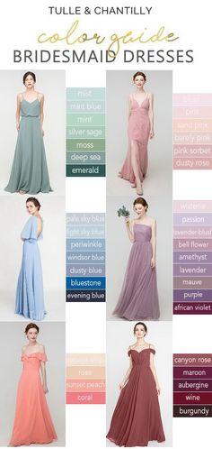 Pretty Prom Dresses, Bridesmaid Dress Colors, Wedding Bridesmaid Dresses, Bridesmade Dresses, Bridesmaid Ideas, Wedding Colors, Wedding Styles, Wedding Ideas, Infinity Dress Ways To Wear