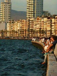 Kordon İzmir TÜRKİYE