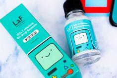 Adventure Time Gesichtampulle