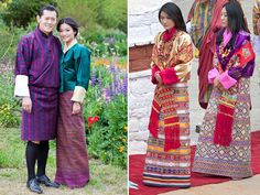 Last month KingJigme Khesar Namgyel Wangchuk of Bhutan married 21 year old student Jetsun Pema, in a lavish ceremony in a Buddhist monastery in the Himalayas. The wedding was a huge event in the tiny, remote kingdom, as the King is much loved by the 700,000 inhabitants of Bhutan.