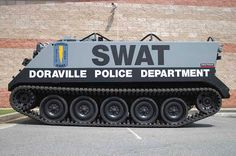 Pix For > Lapd Swat Car