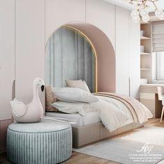 Дизайн детской для девочки Modern Luxury Bedroom, Luxury Bedroom Furniture, Luxury Bedroom Design, Luxurious Bedrooms, Unique Furniture, Living Room Tv Unit Designs, Kids Bedroom Designs, Baby Room Design, Baby Room Decor