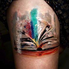 #tattoofriday - BARTT TATTOO, Londres (arte contemporânea abstrata);