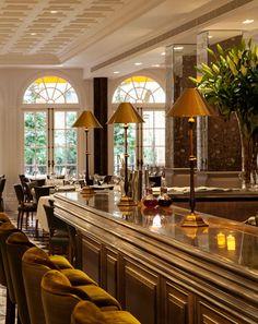 Alexandra D. Foster Destinations Perfected: London, England - The Arts Club