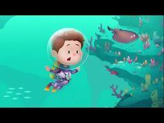 Explorium: Ozean für Kinder | Sachkunde App für Android, iPad, iPhone