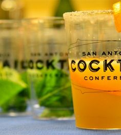 San Antonio Cocktail Conference. #SACC2014 #Cocktails #Charity