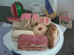 Pan dulce,peperechas,salpores,semita. Foto Guayo.
