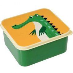 Koektrommel krokodil