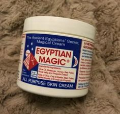 Review - Egyptian Magic All purpose skin cream Skin Cream, Egyptian, Purpose, Magic, Blog, Beauty, Beauty Illustration