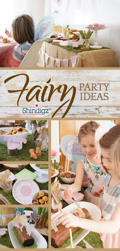 Throw your daughter the ultimate fairy birthday party with party ideas from the Shindigz blog! Check out the Woodland Fairy inspired birthday party styled by The Caterpillar Years using Shindigz products! Explore all our girl birthday party supplies & save 10% promo code SZPINIT until 12/31/19 11:59 PM EST.
