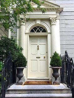 Charleston entrance