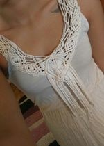 Sukienka biała maxi dress 38 M