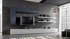 paredes tapizadas en gris - Buscar con Google