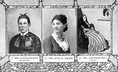The women in the Lincoln County War